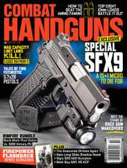 Combat Handguns Magazine Subscription September 1st, 2021 Issue