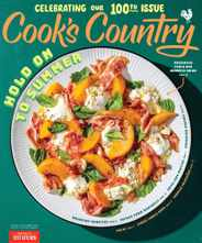 Cook's Country Magazine Subscription August 1st, 2021 Issue