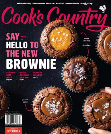 1-Year Cook's Country Magazine Subscription