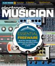 Electronic Musician Magazine Subscription December 1st, 2020 Issue