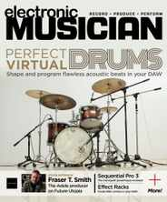 Electronic Musician Magazine Subscription April 1st, 2021 Issue