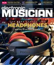 Electronic Musician Magazine Subscription August 1st, 2021 Issue