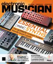 Electronic Musician Magazine Subscription February 1st, 2021 Issue