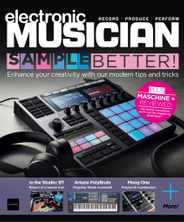 Electronic Musician Magazine Subscription January 1st, 2021 Issue