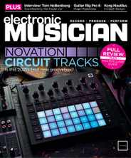 Electronic Musician Magazine Subscription July 1st, 2021 Issue