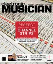 Electronic Musician Magazine Subscription September 1st, 2021 Issue
