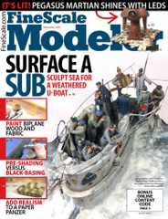 Finescale Modeler Magazine Subscription November 1st, 2020 Issue
