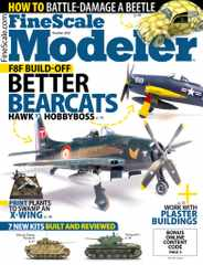 Finescale Modeler Magazine Subscription October 1st, 2020 Issue