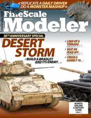 Finescale Modeler Magazine Subscription February 1st, 2021 Issue