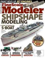 Finescale Modeler Magazine Subscription May 1st, 2021 Issue