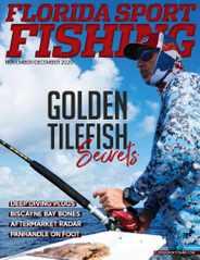 Florida Sport Fishing Magazine Subscription November 1st, 2020 Issue
