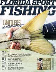 Florida Sport Fishing Magazine Subscription September 1st, 2020 Issue