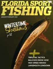 Florida Sport Fishing Magazine Subscription January 1st, 2021 Issue