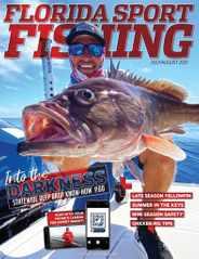 Florida Sport Fishing Magazine Subscription July 1st, 2021 Issue