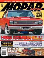 Mopar Action Magazine Subscription December 1st, 2020 Issue
