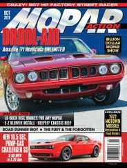 Mopar Action Magazine Subscription October 1st, 2020 Issue