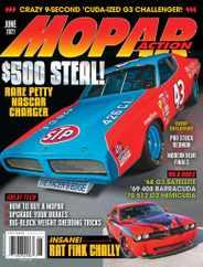 Mopar Action Magazine Subscription June 1st, 2021 Issue