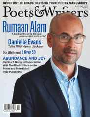 Poets & Writers Magazine Subscription November 1st, 2020 Issue