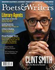 Poets & Writers Magazine Subscription July 1st, 2021 Issue