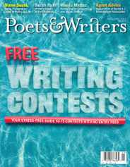 Poets & Writers Magazine Subscription May 1st, 2021 Issue