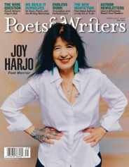 Poets & Writers Magazine Subscription September 1st, 2021 Issue