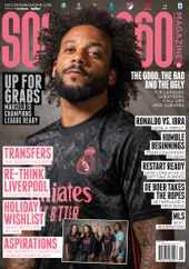 Soccer 360 Magazine Subscription November 1st, 2020 Issue