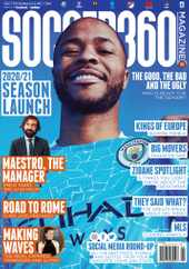 Soccer 360 Magazine Subscription September 1st, 2020 Issue