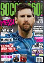 Soccer 360 Magazine Subscription March 1st, 2021 Issue