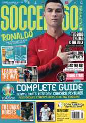 Soccer 360 Magazine Subscription May 1st, 2021 Issue