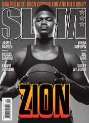 Slam Magazine Subscription September 1st, 2020 Issue