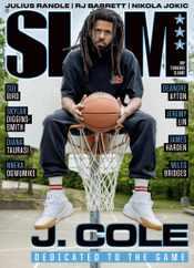 Slam Magazine Subscription June 1st, 2021 Issue