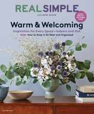 Real Simple Magazine Subscription October 1st, 2020 Issue