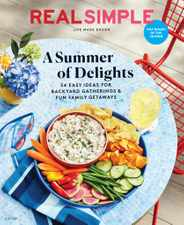 Real Simple Magazine Subscription July 1st, 2021 Issue