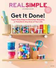 Real Simple Magazine Subscription May 1st, 2021 Issue