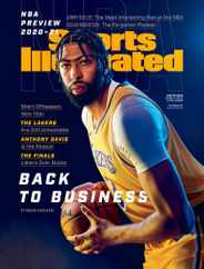 Sports Illustrated Magazine Subscription December 11th, 2020 Issue