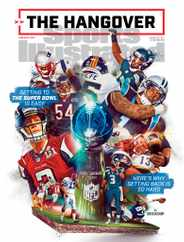 Sports Illustrated Magazine Subscription February 1st, 2021 Issue