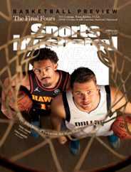Sports Illustrated Magazine Subscription November 1st, 2021 Issue