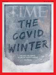 Time Magazine Subscription November 30th, 2020 Issue