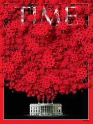 Time Magazine Subscription October 19th, 2020 Issue
