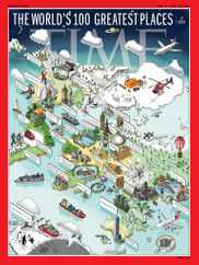 Time Magazine Subscription August 2nd, 2021 Issue