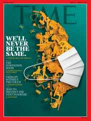Time Magazine Subscription June 21st, 2021 Issue
