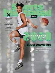 Sports Illustrated Kids Magazine Subscription November 1st, 2020 Issue