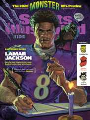 Sports Illustrated Kids Magazine Subscription September 1st, 2020 Issue