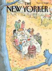The New Yorker Magazine Subscription November 30th, 2020 Issue