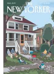 The New Yorker Magazine Subscription September 21st, 2020 Issue