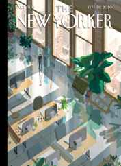 The New Yorker Magazine Subscription September 28th, 2020 Issue