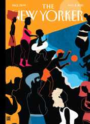The New Yorker Magazine Subscription August 2nd, 2021 Issue