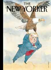 The New Yorker Magazine Subscription January 25th, 2021 Issue