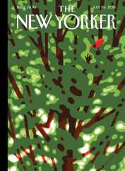 The New Yorker Magazine Subscription July 26th, 2021 Issue