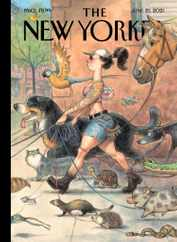 The New Yorker Magazine Subscription June 21st, 2021 Issue